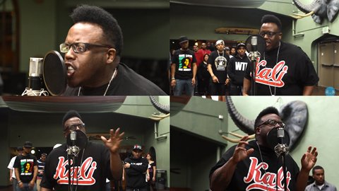 Krizz Kaliko - TeamBackpack Cypher