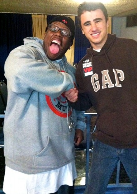 Krizz Kaliko and Arthur Guedes