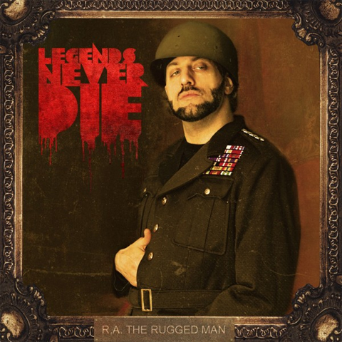 R.A. The Rugged Man Reveals Official 'Legends Never Die' Tracklist Featuring Tech N9ne And Krizz Kaliko