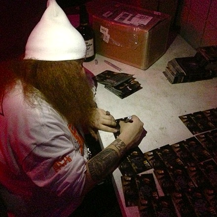 Rittz Signing Pre-Orders