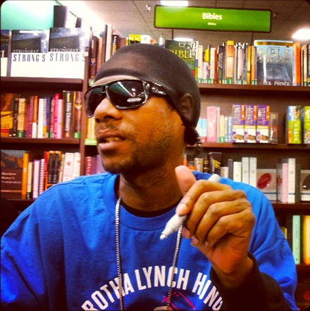 Brotha Lynch Hung - In-Store Signing