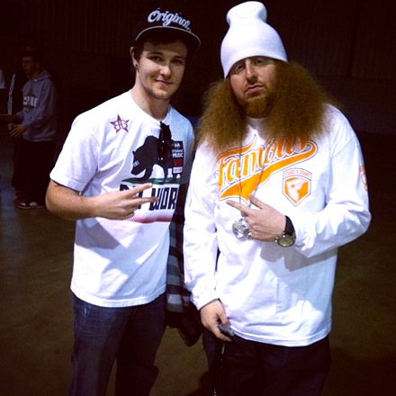 Rittz and Fan - Meet and Greet
