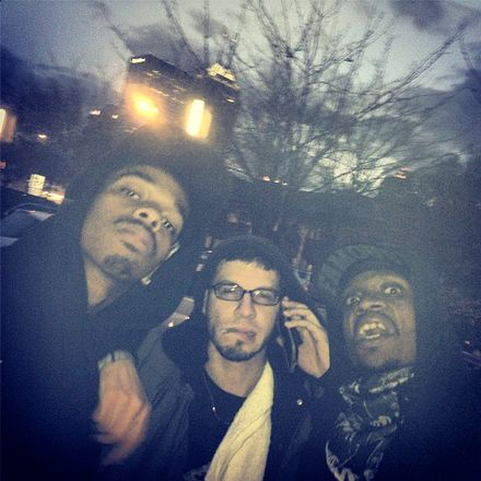 Trizz And CES Cru