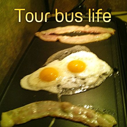 Tour Bus Cooking With Brotha Lynch Hung