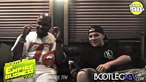 Tech N9ne Bootleg Kev Interview