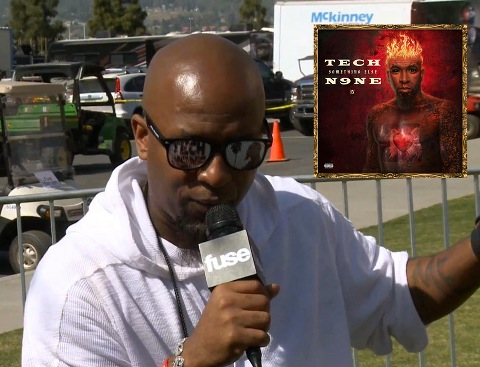Tech N9ne Explains 'Something Else' Cover Art