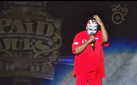 Tech N9ne - Paid Dues 2013