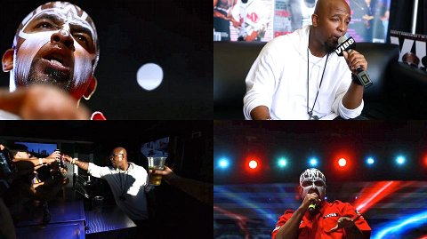 Tech N9ne - Paid Dues 2013 - Behind The Scenes