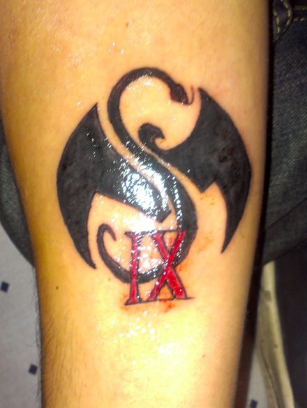 Strange Music Inc Strange Tatts May 2013 Strange