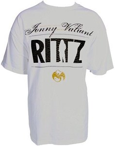Rittz - Life And Times Of Jonny Valiant Pre-Sale T-Shirt