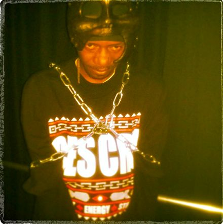 Brotha Lynch Hung - Backstage - Independent Powerhouse Tour