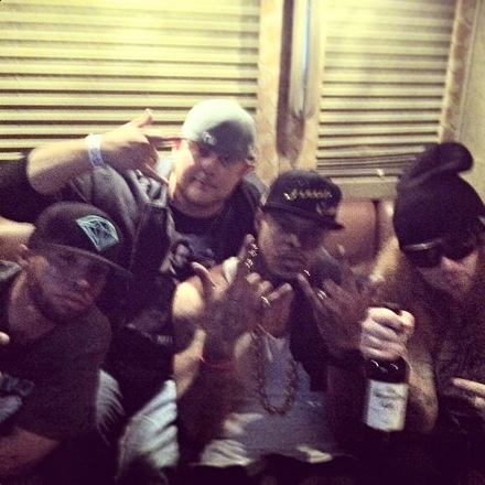 Kutt Calhoun, Rittz And Friends