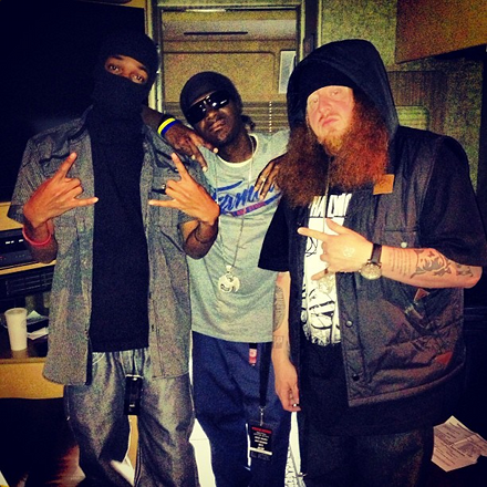 Trizz, Brotha Lynch Hung, Rittz