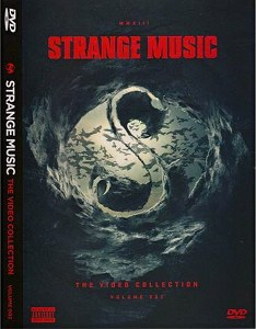 Strange Music - Video Collection Volume 2 DVD
