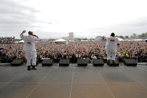 Tech N9ne Soundset Festival 2013
