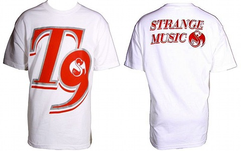 Tech N9ne - Big 9 T-Shirt