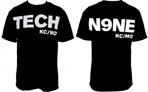 Tech N9ne - Black Cop T-Shirt