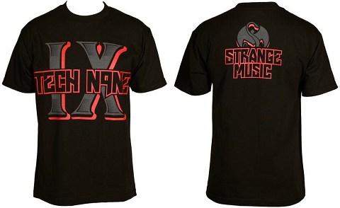 Tech N9ne Black IX T-Shirt