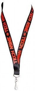 Tech N9ne - Black Lanyard