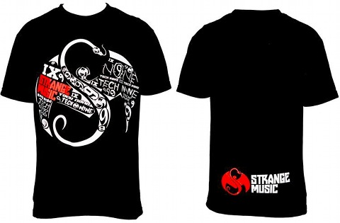 Tech N9ne - Black Within T-Shirt