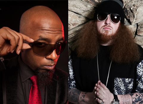 Tech N9ne Offers Up Thoughts On Rittz And Debut Album
