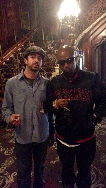 Fred Wreck and Tech N9ne