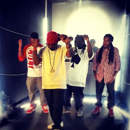"Stevie Stone - ""The Reason"" Music Video Shoot"