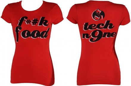 Tech N9ne - Red Fuck Food T-Shirt