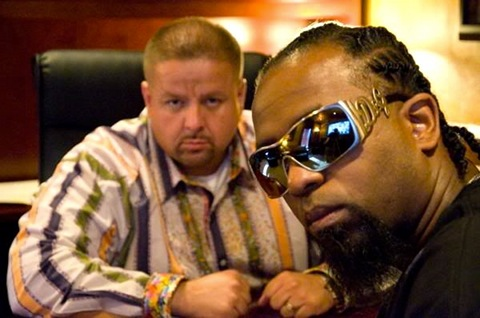 Travis O'Guin and Tech N9ne
