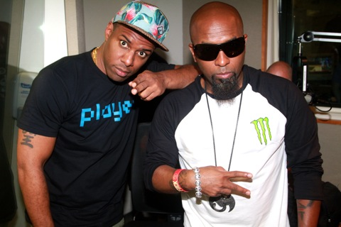 DJ Whoo Kid and Tech N9ne
