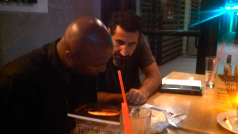 Tech N9ne and Serj Tankian