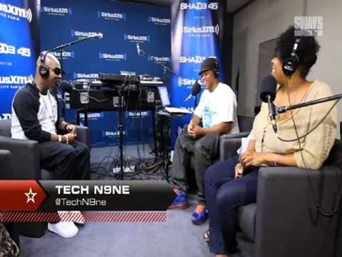 Tech N9ne - Sway In The Morning