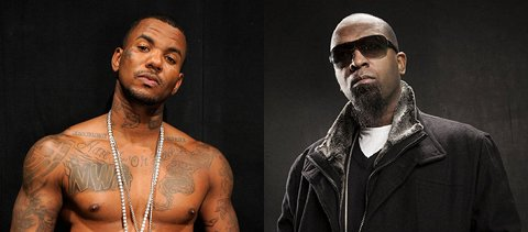 The Game and Tech N9ne