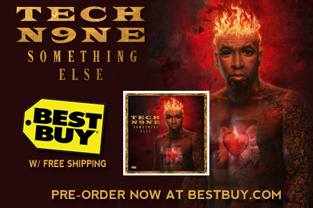 Best Buy - Tech N9ne Something Else