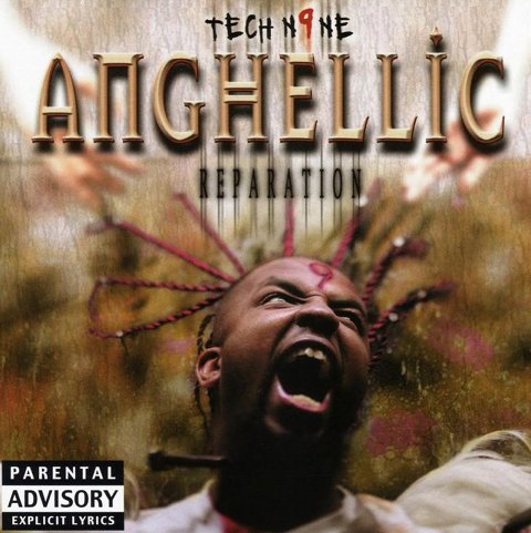 Tech N9ne - Anghellic Reparation