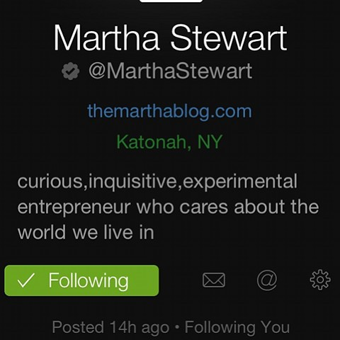 Martha Stewart Follows Brotha Lynch Hung
