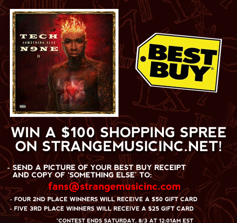 Best Buy COntest