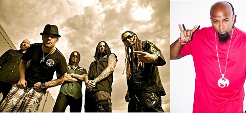Five Finger Death Punch Tech N9ne