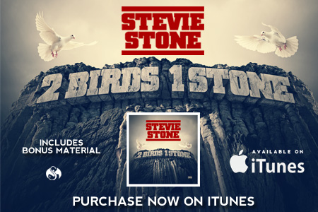 "Stevie Stone - ""2 Birds 1 Stone"" on iTunes"