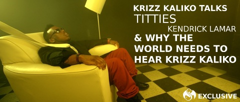 Krizz Kaliko Son Of Sam Interview