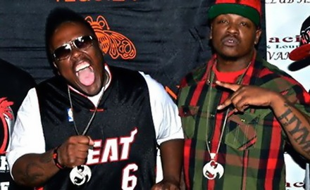 Krizz and Stevie