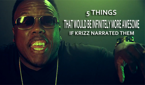 Krizz Kaliko Narrator