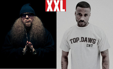 Rittz And Jay Rock Featured In XXL's 15 Most Slept-On Rap Crew Members Of The Moment