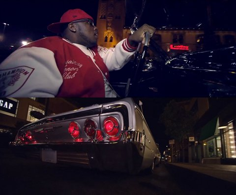 Krizz Kaliko Night Time Music Video