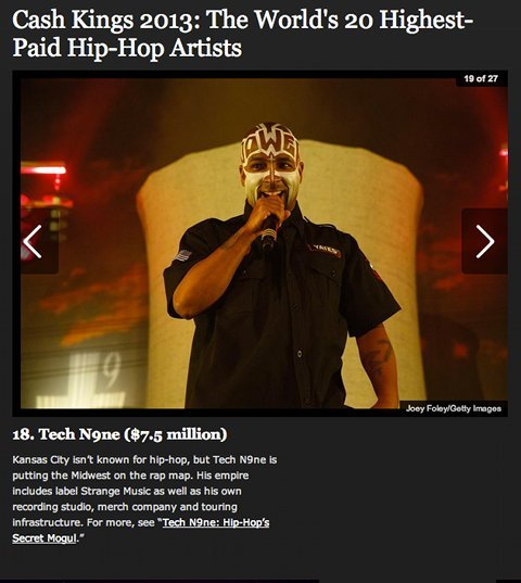 Tech N9ne Forbes Cash Kings1