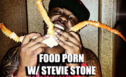'The Something Else Tour' Presents: Food Porn With Stevie Stone