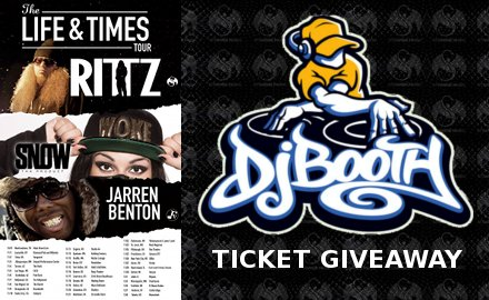 DJBooth.net To Give Away Tickets To Select Dates For Rittz's 'The Life And Times Tour'