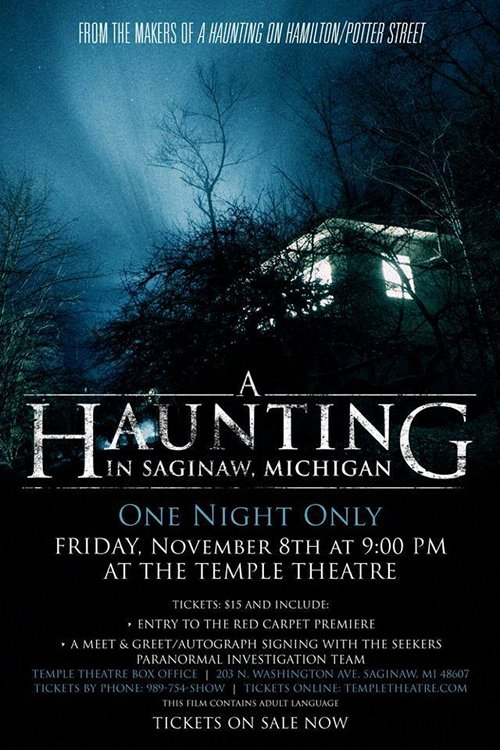 HauntingInSaginawMichigan