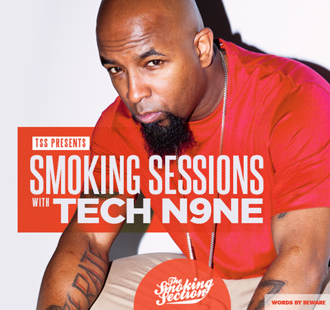 Tech N9ne Smoking Section