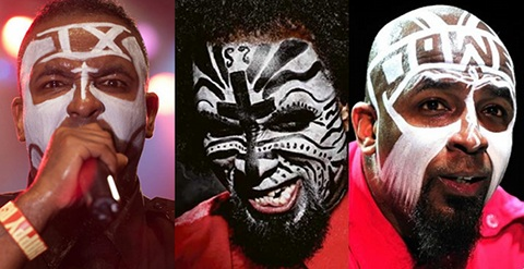 Tech N9ne Facepaint